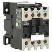 Contactor AC 3P 5.5KW 12A 230V 1NC Aux