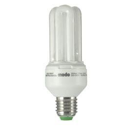Modo 20w ES CFL 2700k Warm White Light Bulb