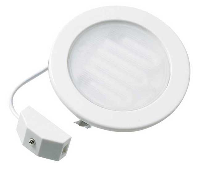 Megaman Planex White 7W GX53 Recessed Downlight