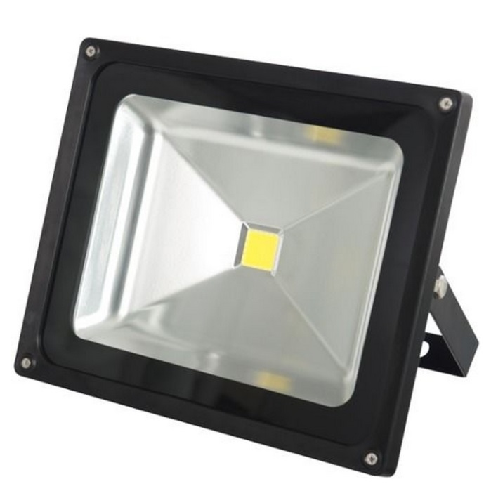 Timeguard LEDMF50FL 50W LED Energy Saver Floodlight Black