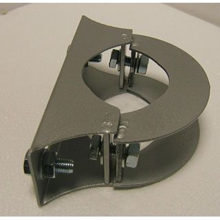 Floodlight Bracket KRP11 Pole Mounting 70-90mm