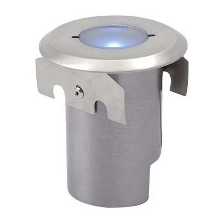 Ansell LED Decking Uplight Circular Cool White