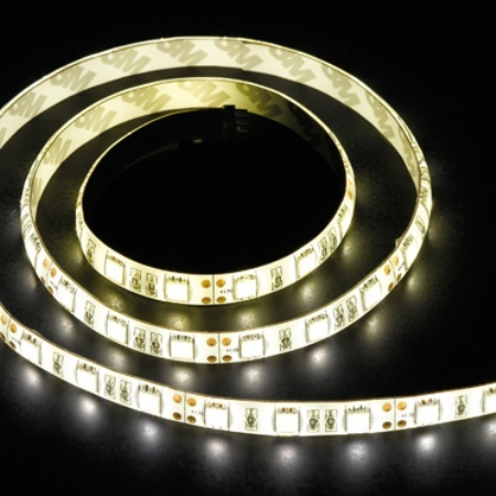 Ansell Cobra Self Adhesive 5M Plug Play LED Strip Cool White