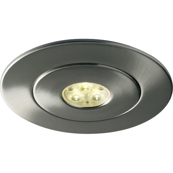 Halers H2 Lite Converter Plate Brushed Steel