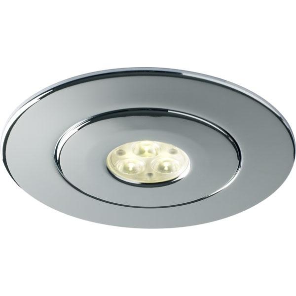 Halers H2 Lite Converter Plate Chrome