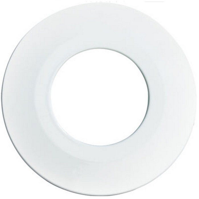 Halers H2 Pro 550/700 LED Downlight Round Matt White Bezel