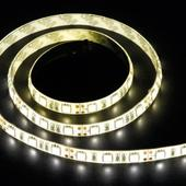 Ansell Cobra Self Adhesive 2 Metre Long Plug and Play LED Strip in Cool White