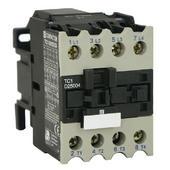 Contactor 4P 11KW 25A 24V AC 4NO