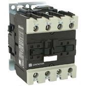 Contactor 4P 45KW 80A 230V AC 2NO + 2NC