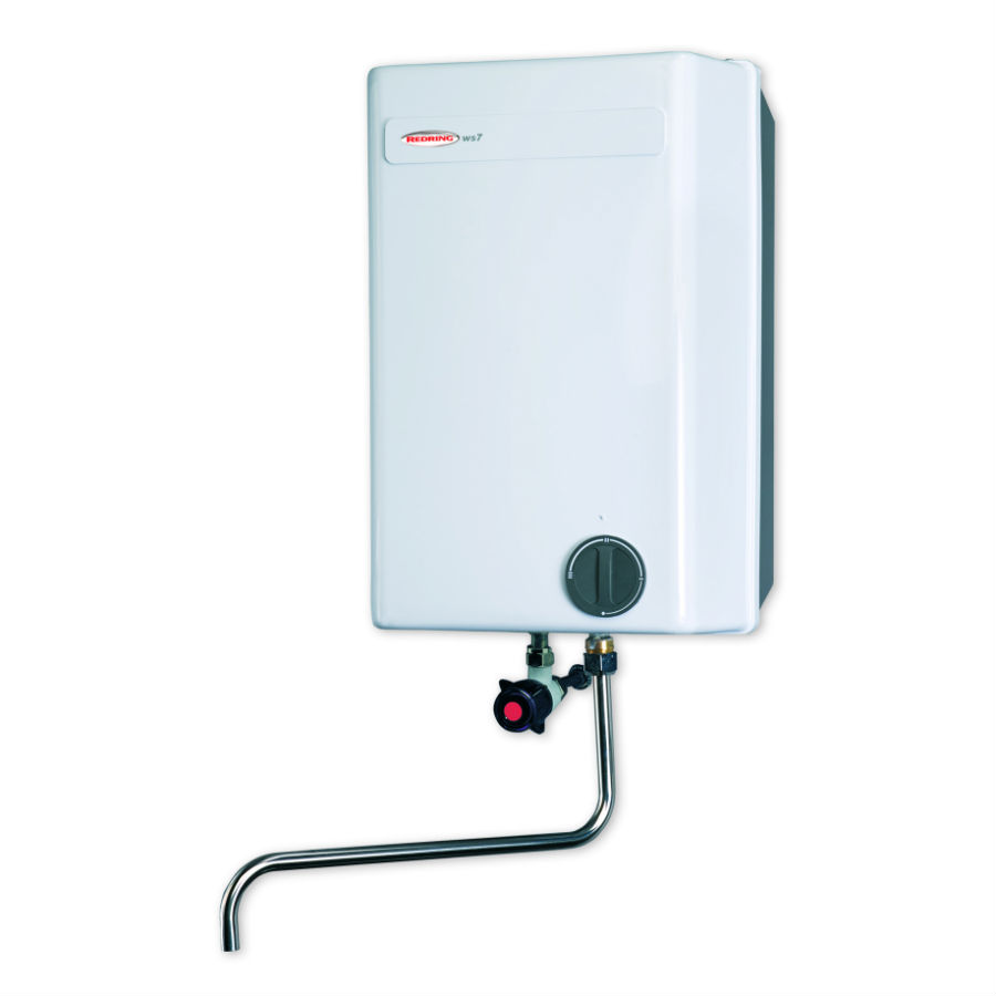 Redring WS7 7 Litre 3KW Oversink Water Heater WS73 | Oversink ...