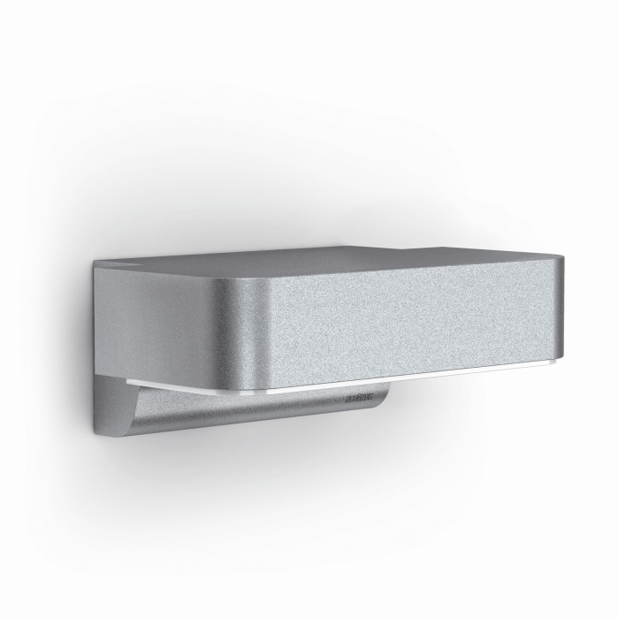 Steinel l800 ihf led outdoor sensor light silver steinel exterior steinel l800 ihf led outdoor sensor light silver aloadofball Images