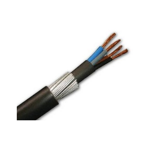 Armoured Cable 25mm : Armoured cable swa core mm xlpe steel wire