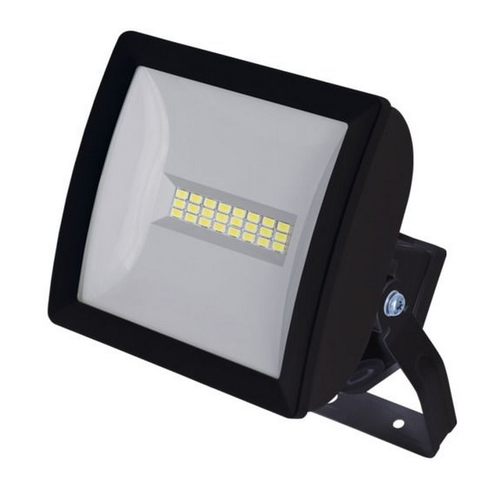 Timeguard LEDX10FLB 10W LED Wide Beam Floodlight Black