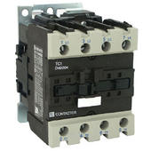 Contactor 4P 22KW 40A 24V AC 4NO