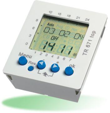 Timeguard 24 Hour 7 Day Single Channel Digital Module No Power Supply