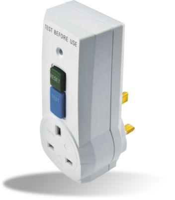 Timeguard CB008 Safety Breaker RCD Adaptor
