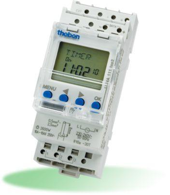 Timeguard LUNA 111 top2 Twilight Switch Single Channel (2 Module)