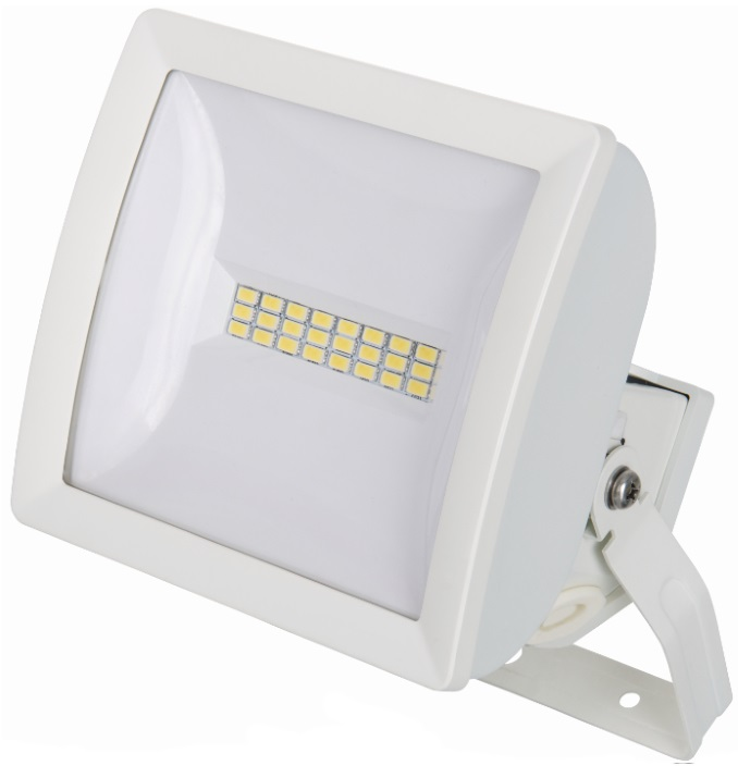 Timeguard LEDX10FLWH 10W LED Wide Beam Floodlight White