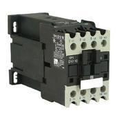 Contactor 3P 5.5KW 9A 12V DC 1NC Aux