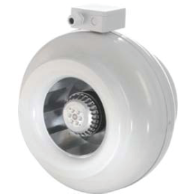 Monsoon 150mm metal cased in line centrifugal fan metal centrifugal fans for In line centrifugal bathroom fan