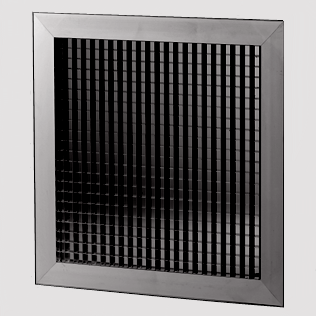 150mm Internal Egg Crate Grille Egg Crate Grilles Metal