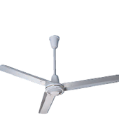 Monsoon Industrial Ceiling Sweep Fan 1400mm