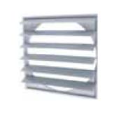 External Gravity shutters 200mm