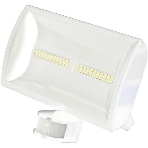 Timeguard LEDX30PIRWH 30W Energy Saver Wide Beam PIR Floodlight White
