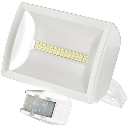 Timeguard LEDX20PIRWH 20W Energy Saver Wide Beam PIR Floodlight White