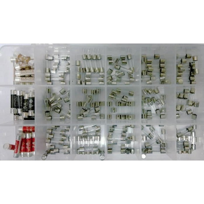 fuse kit 180 plugtop glass quick and slow blow fuses in. Black Bedroom Furniture Sets. Home Design Ideas