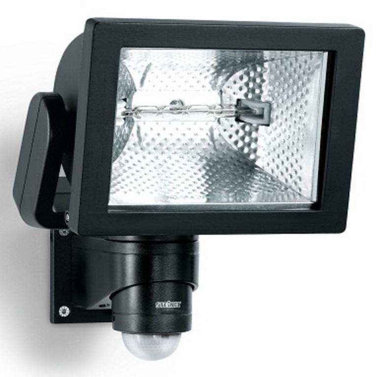 Steinel HS500S PIR Floodlight Black 500W 633417