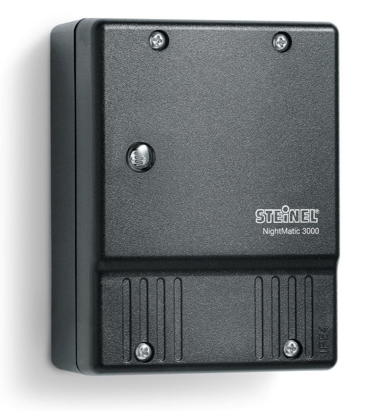 Steinel Nightmatic 3000 Adjustable Photocell Black 550516