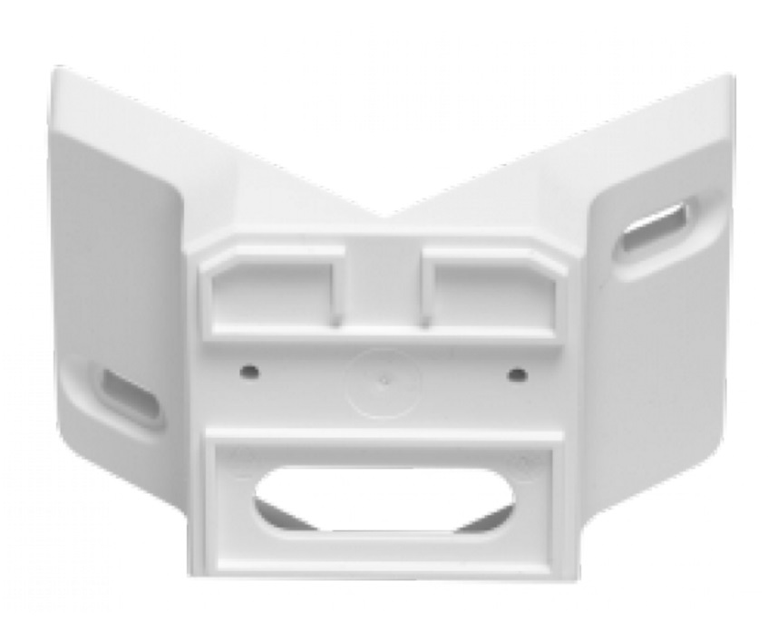 Steinel IS300 Corner Bracket White