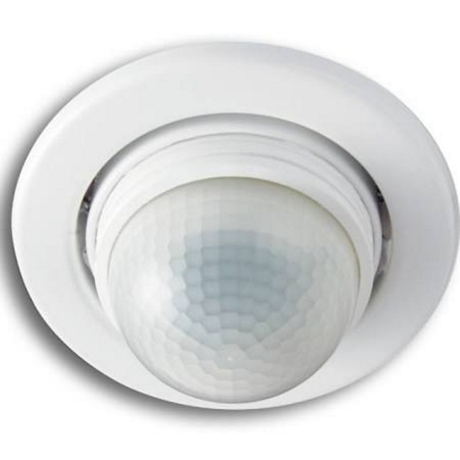 Steinel ISD360 Recessed Ceiling Sensor White