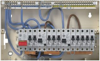 dual_rcd_board_layout 17th edition consumer unit advice blog fastlec co uk rcd wiring diagram uk at bayanpartner.co