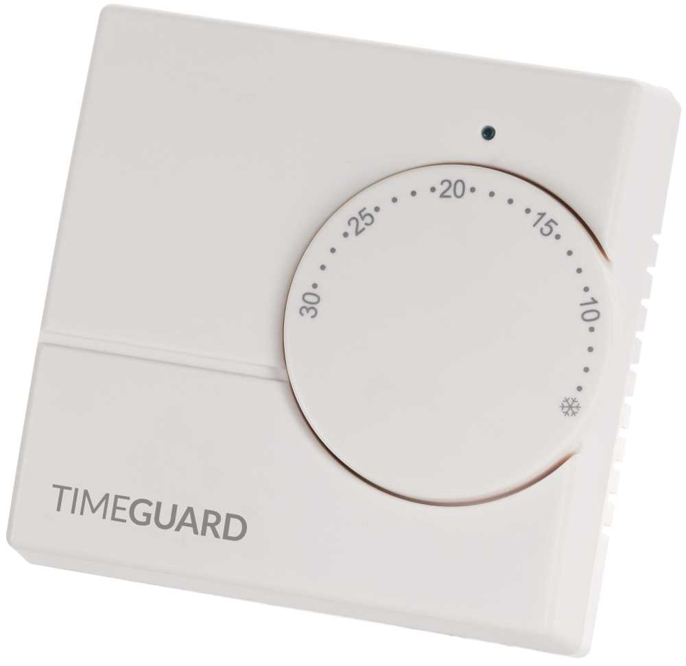 Timeguard TRT030N Electronic Room Thermostat (Heating)