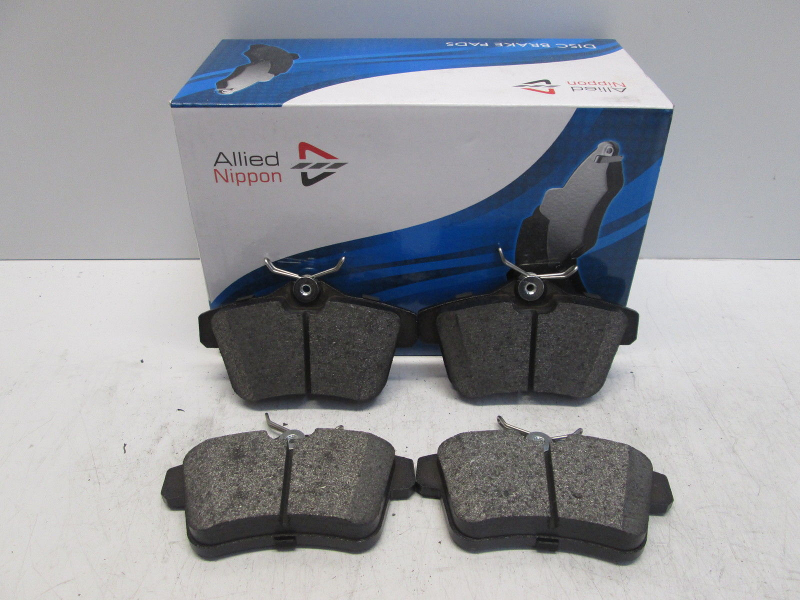 Peugeot 3008 1.6 HDi Genuine Allied Nippon Rear Brake Pads Set