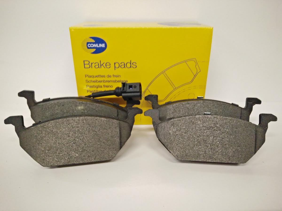 FRONT BRAKE PADS SET FIT SEAT ALTEA XL 2006-2016 1.4 1.6 2.0 LPG TDI TFSI 4X4