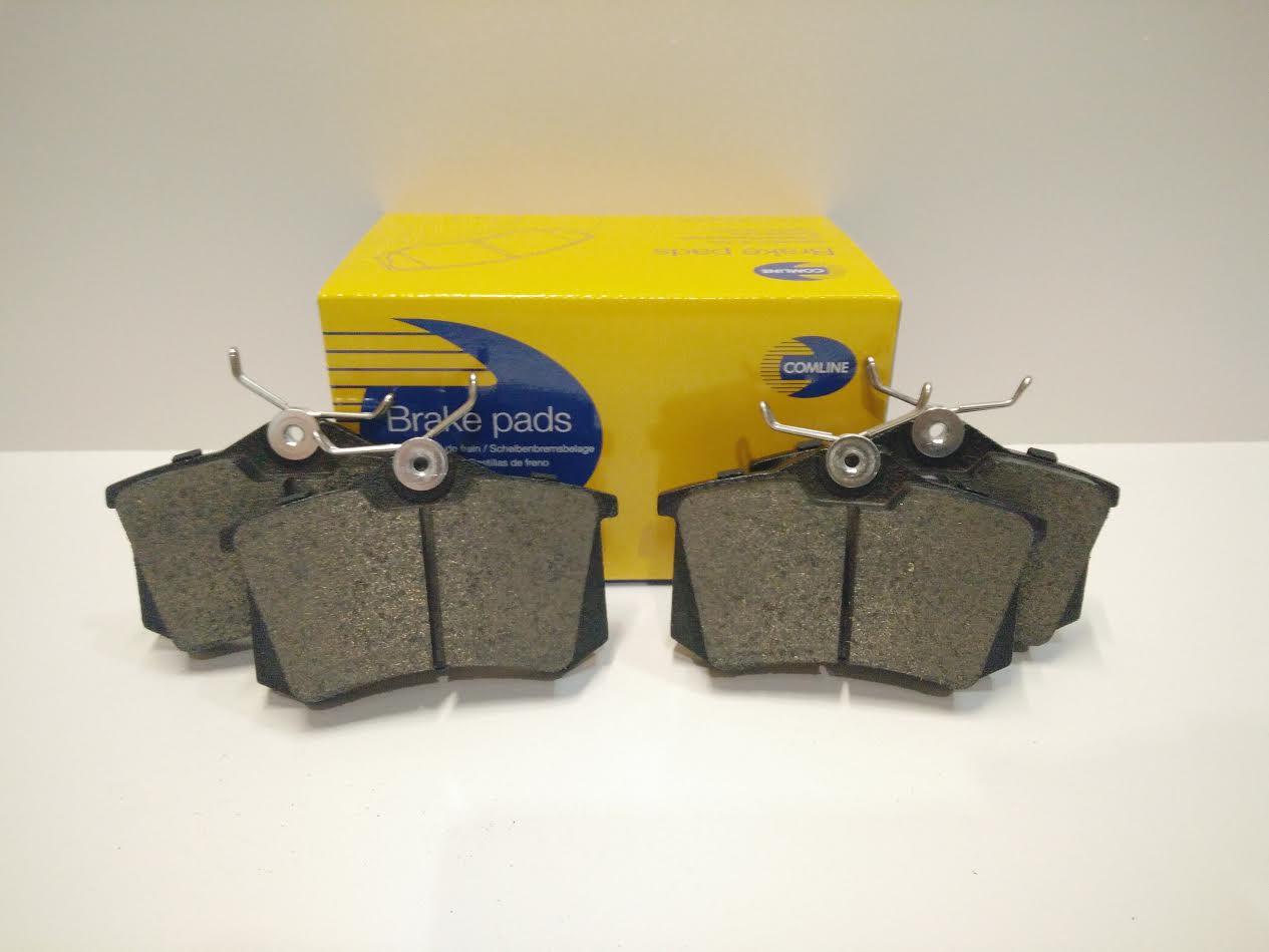 Brake Disc Pad Set Rear Peugeot 1007 207 307 405 807