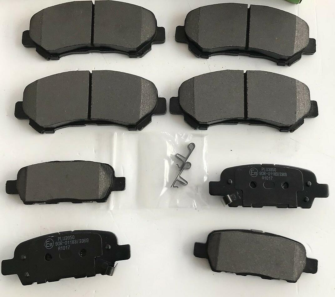 Fits Nissan Qashqai 1.5 Dci 1.6 2.0 2.0 Dci Rear Hand Brake Shoes /& Qashqai 2