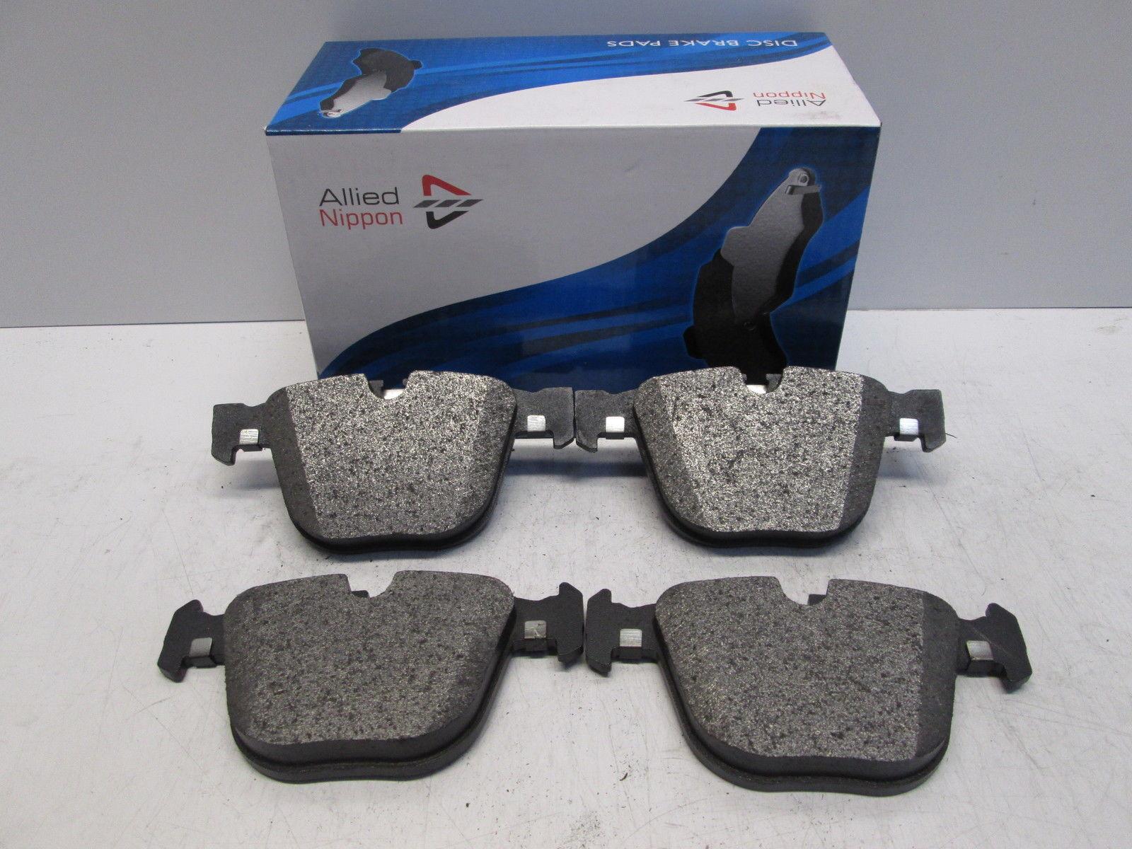 FOR ROLLS ROYCE PHANTOM FRONT GENUINE BREMBO BRAKE PADS SET X4