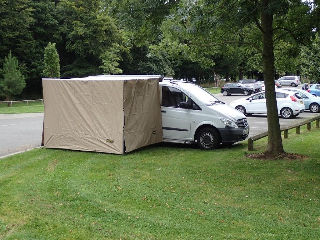 2.5M x 2.2M Side Awning Extension For Pull Out Awning | eBay