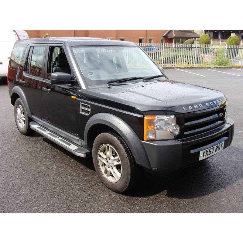 Sold Land Rover Discovery 3 Discov: Land Rover Discovery 3 And 4 Suburban Side Steps 2005-2014