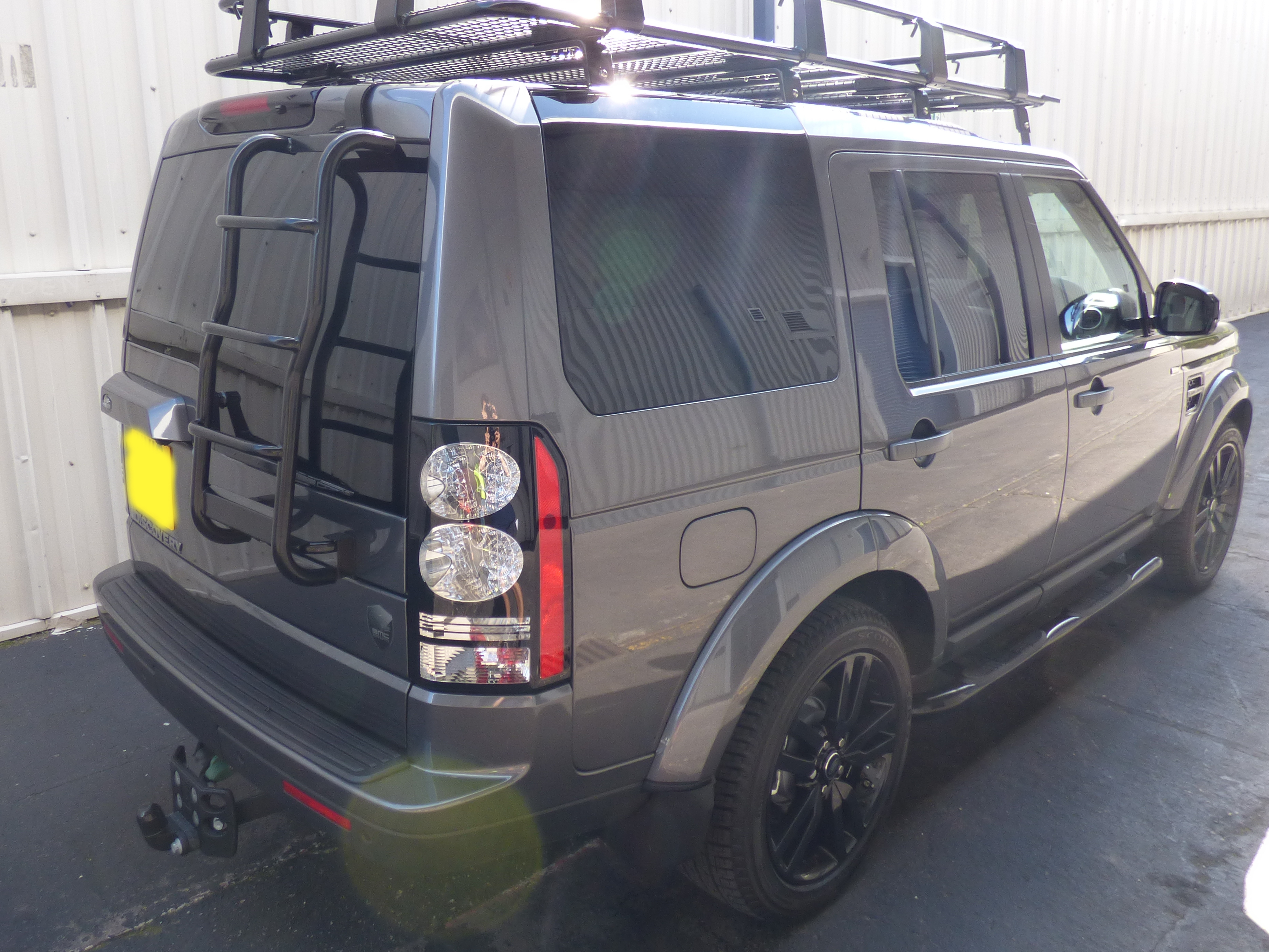 Land Rover Discovery 3 Amp 4 Troop1 Expedition Heavy Duty