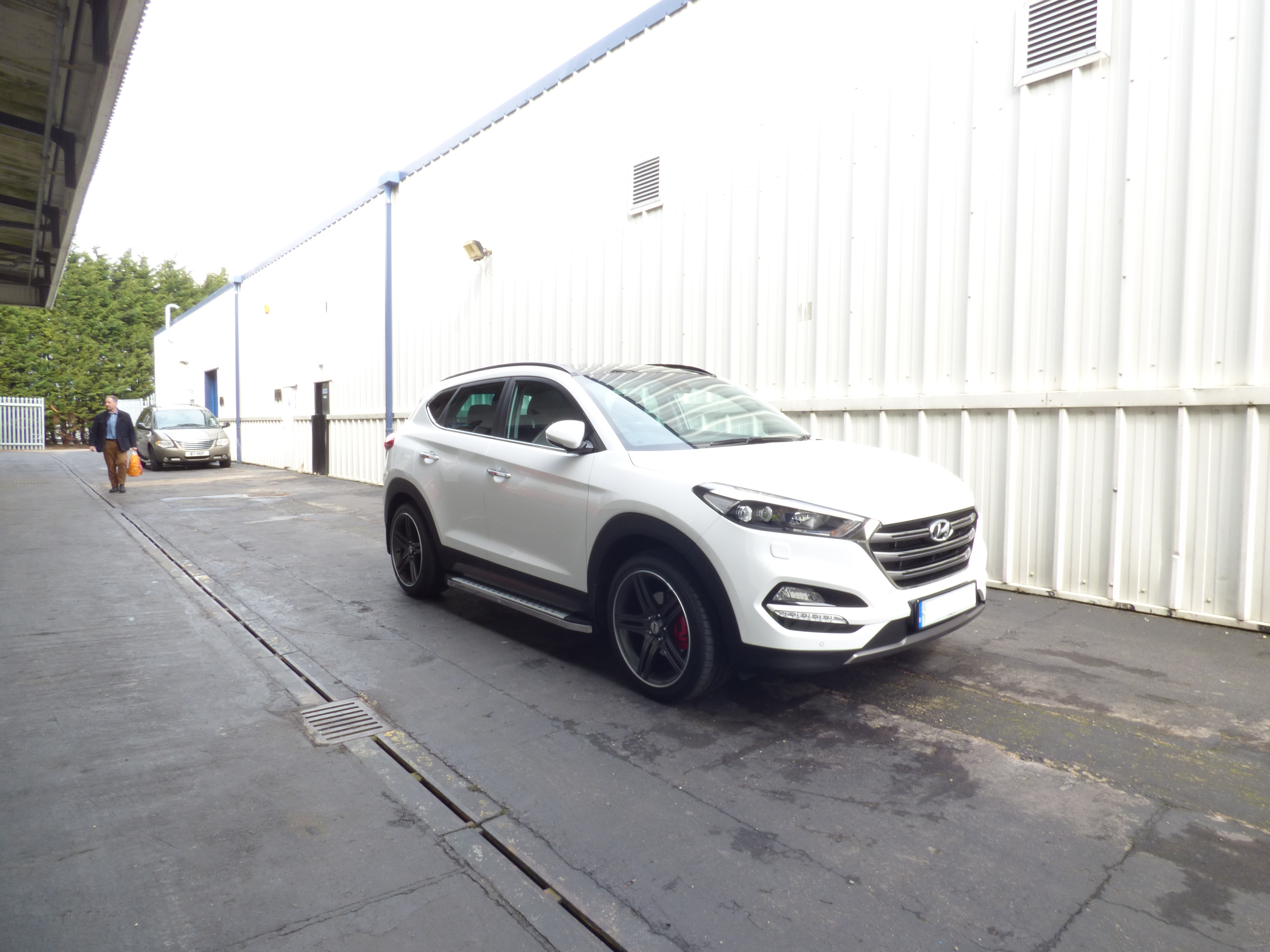 gls used at fwd serving hyundai southeast detail tucson agency price car