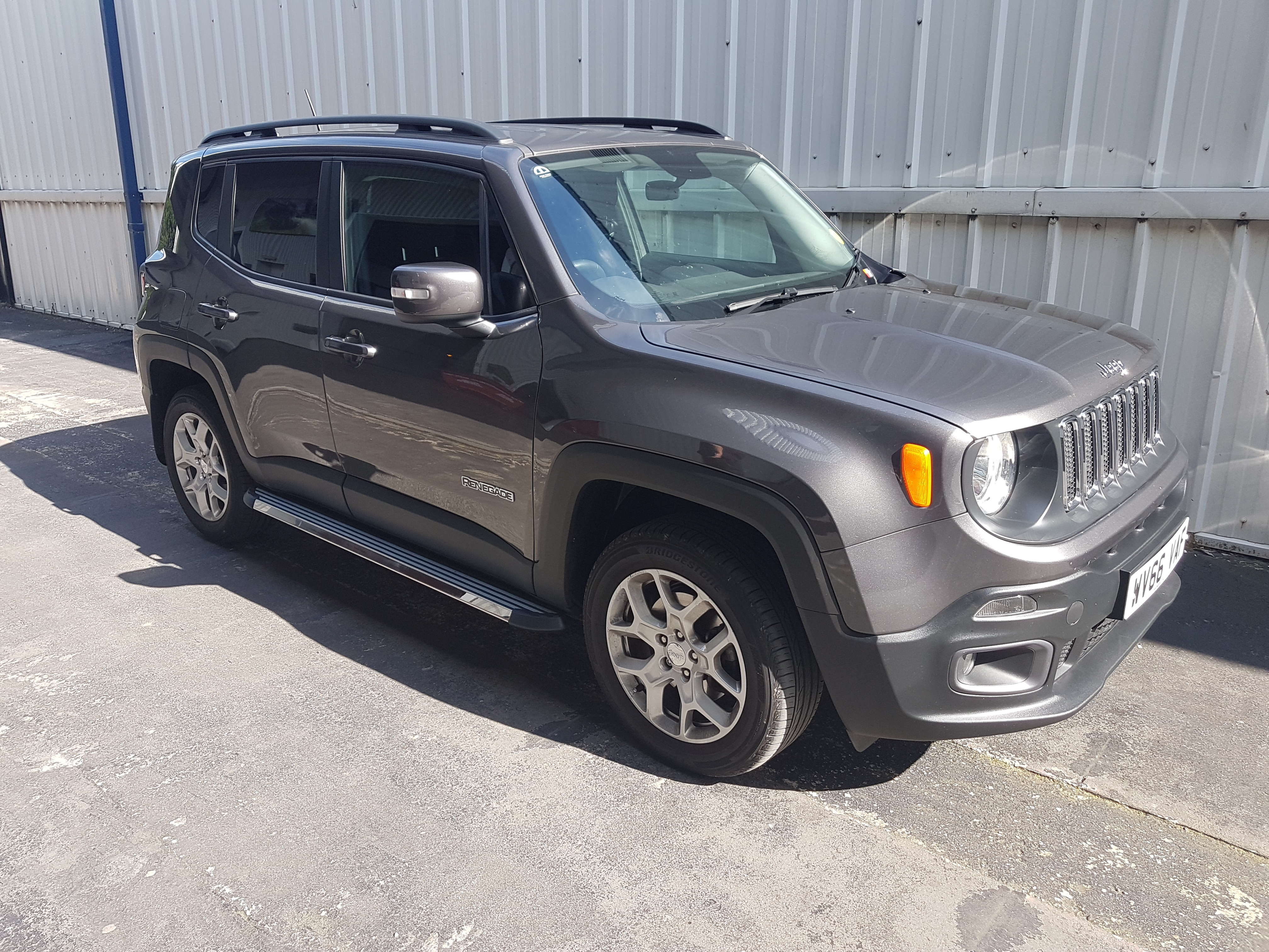new with out articles jeep rolls the demo renegade at aim younger youngsters set on moab crosshairs