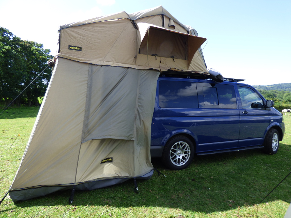 VW T5 Transporter 3 Man Expedition Roof Tent Pop Up Boxed Outdoor C&ing : vw transporter tent - memphite.com