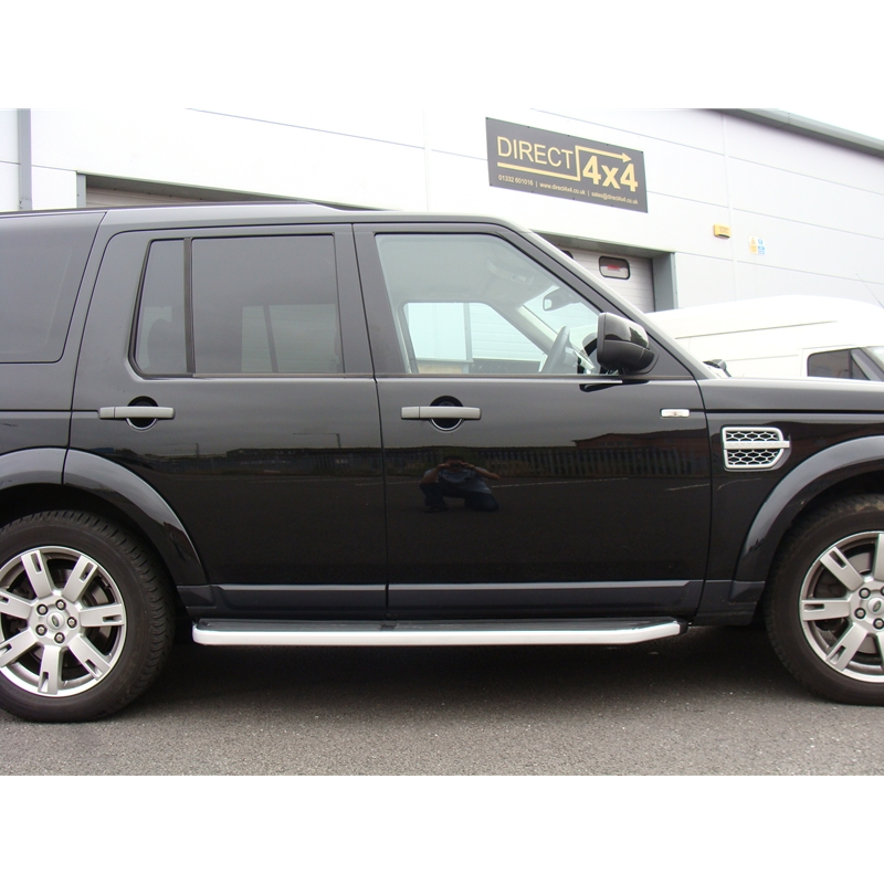 Sold Land Rover Discovery 3 Discov: Land Rover Discovery 3 & 4 OE Style Side Steps Running