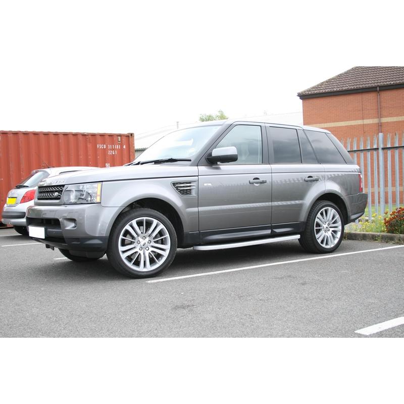 Land Rover Sport Used: Land Rover Range Rover Sport OEM Side Steps Running Boards