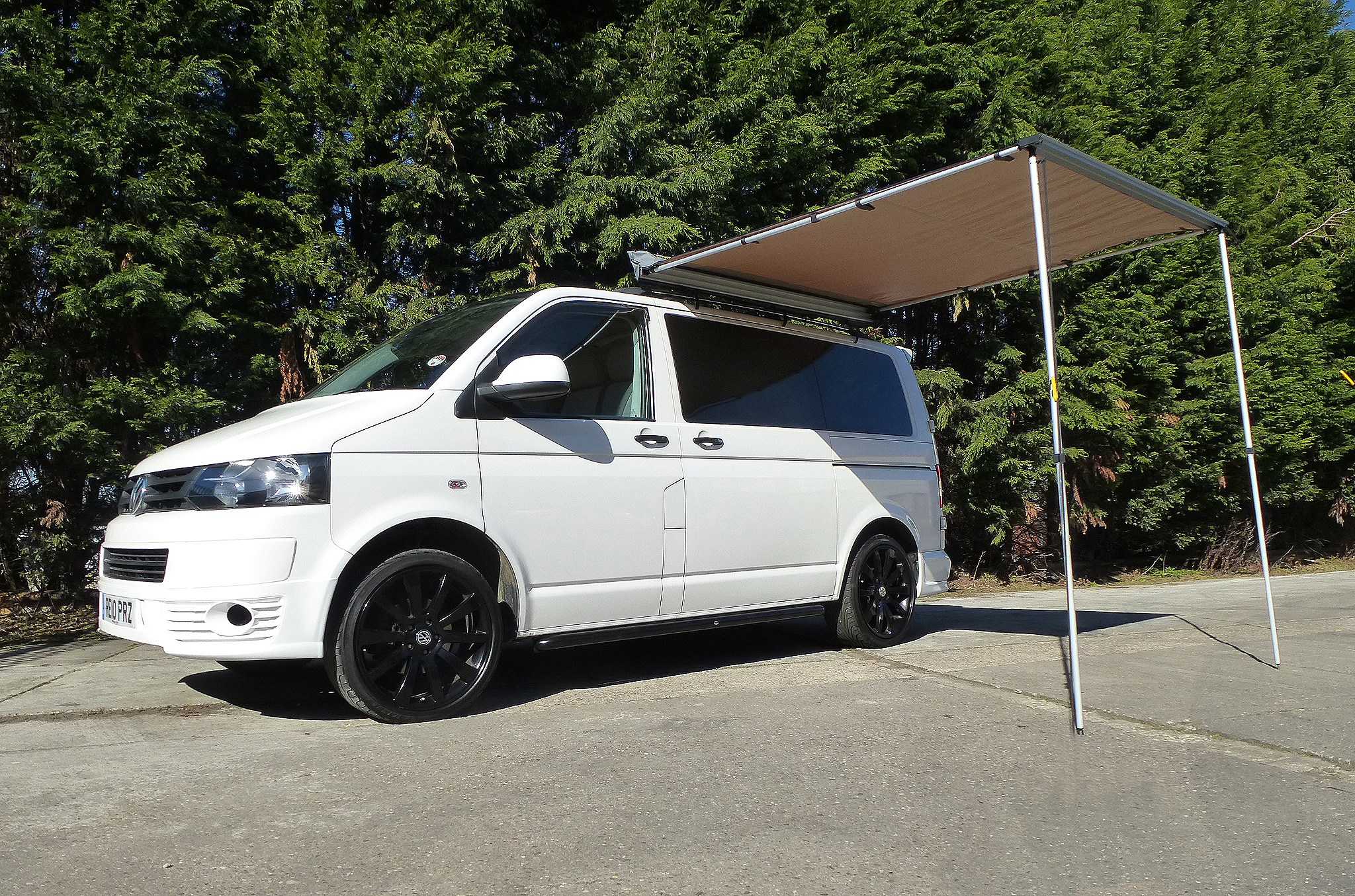 2.0M x 2.5M Mercedes Vito Viano Pull Out Awning Heavy Duty ...